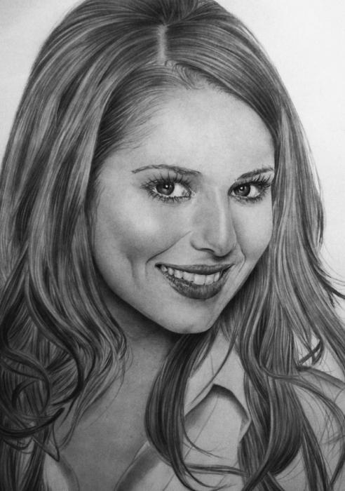 Cheryl Cole por KLSADAKO